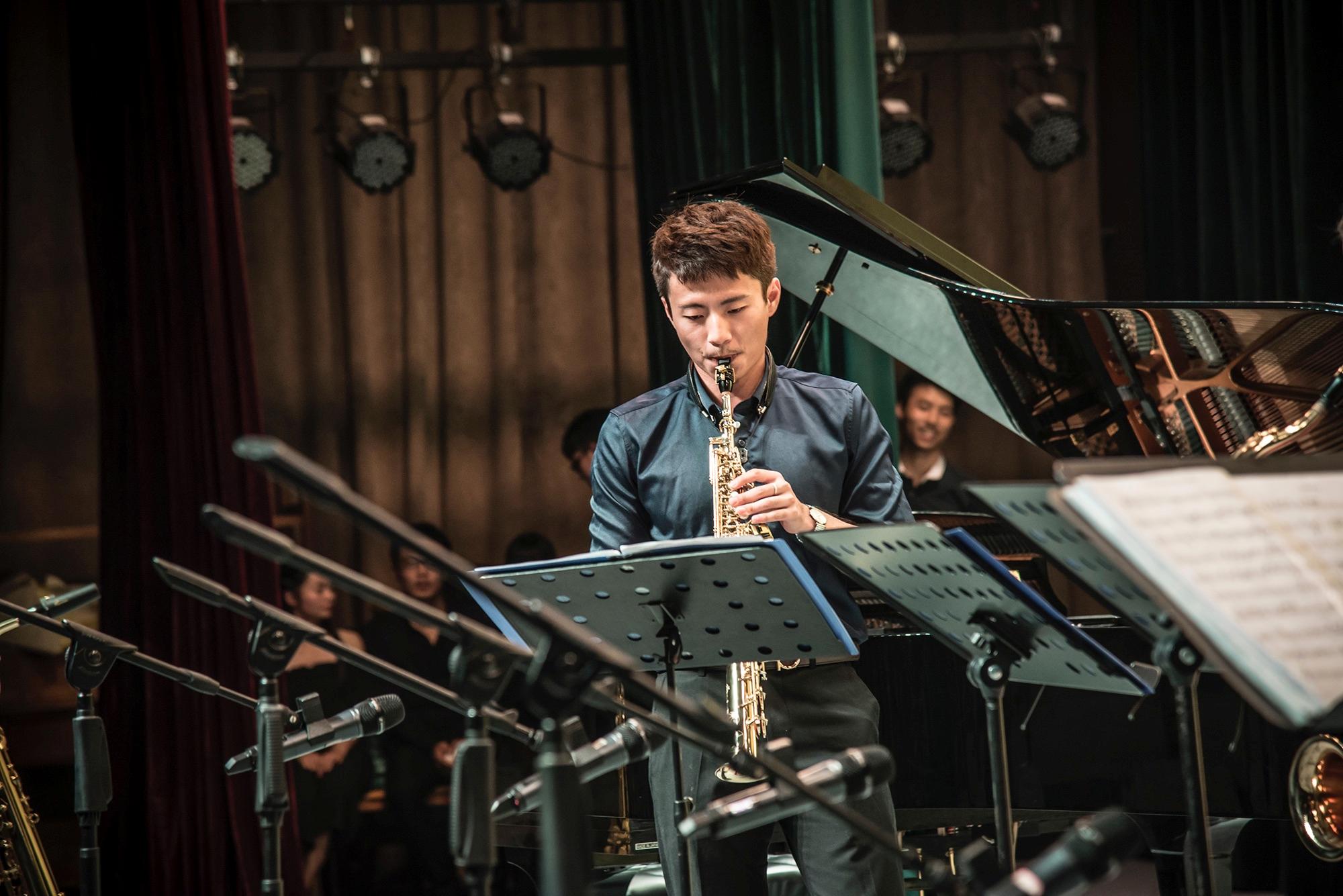 吕宇坤—萨克斯教学欣赏音乐会